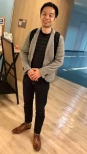 """【新規アテンダント登録】北九州アテンダント"""" Kenji Takahashi""""さん(IT業界/元販売員/)"""