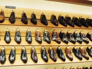 伊勢丹メンズ館 靴売り場